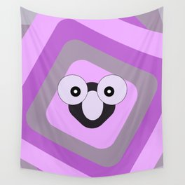 Mr. Nosy Wall Tapestry