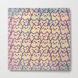cats 94 Metal Print