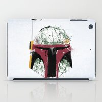 boba iPad Cases featuring Boba by Purple Cactus