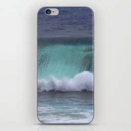 Storm Wave iPhone Skin