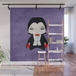 A Boy - Dracula Wall Mural