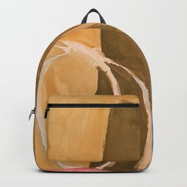 Still Life with Bags Backpack