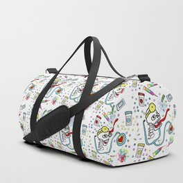 Dr. Feelgood Duffle Bag