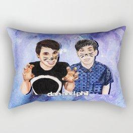 DAN AND PHIL Rectangular Pillow