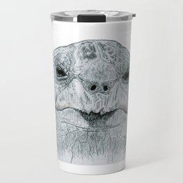 Cranky Galapagos Tortoise Travel Mug