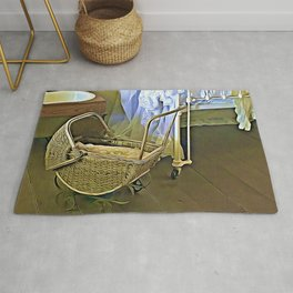 Once Upon a Time - Pram in the Nursery Rug