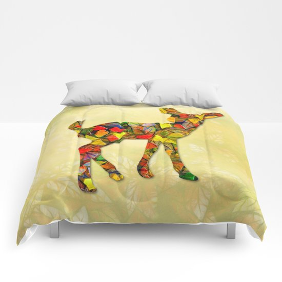 Animal Mosaic - The Fawn Comforters