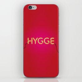 HYGGE iPhone Skin