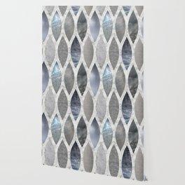 Metallic Armour Wallpaper