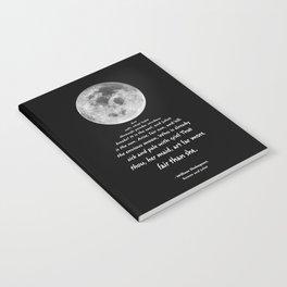 Moon Bridge Shakespeare Notebook