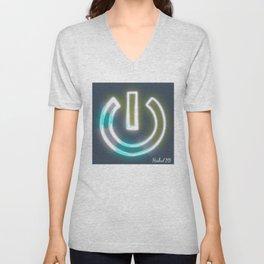 Mindful Power Unisex V-Neck
