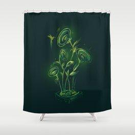 Juke Box Shower Curtain