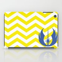 jedi iPad Cases featuring Star Wars Jedi Chevrons by foreverwars