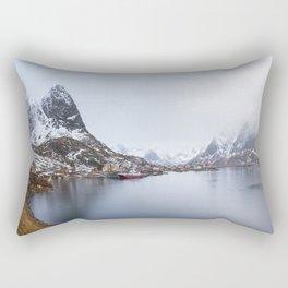 Reine pano Rectangular Pillow