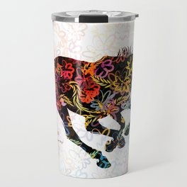 Horse (Spring is coming) Travel Mug