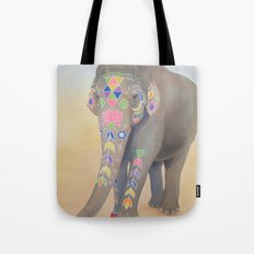 Painted Lady, Sujatha Tote Bag