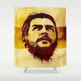 """Ernesto """"el Ché"""" Guevara Shower Curtain"""