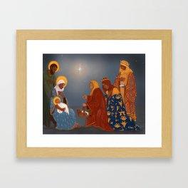 Every Holy Babe Framed Art Print