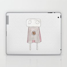 Robot superhero Laptop & iPad Skin