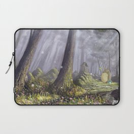 Totoro's Forest Laptop Sleeve