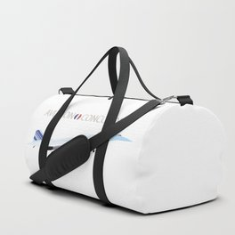 Concorde Turbojet-powered Supersonic Airliner Duffle Bag