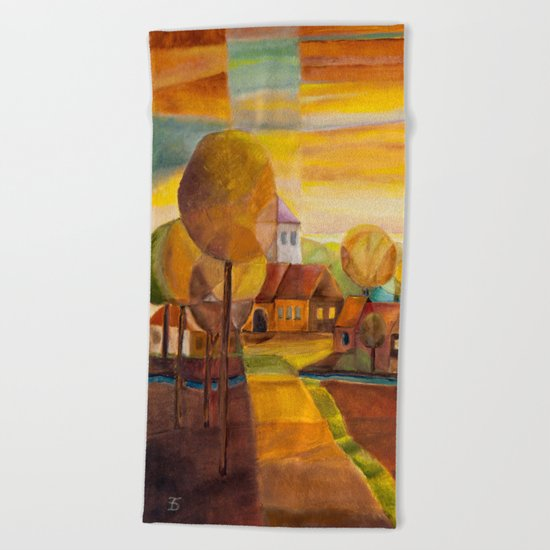 DoroT No. 0005 Beach Towel