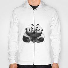 Panda's Hugs G143 Hoody