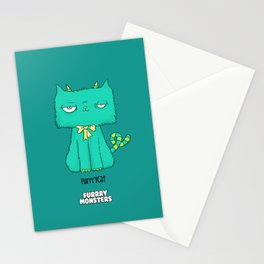 Furrrycat Stationery Cards