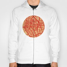 Map of the Town Hoody