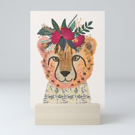 Cheetah Mini Art Print