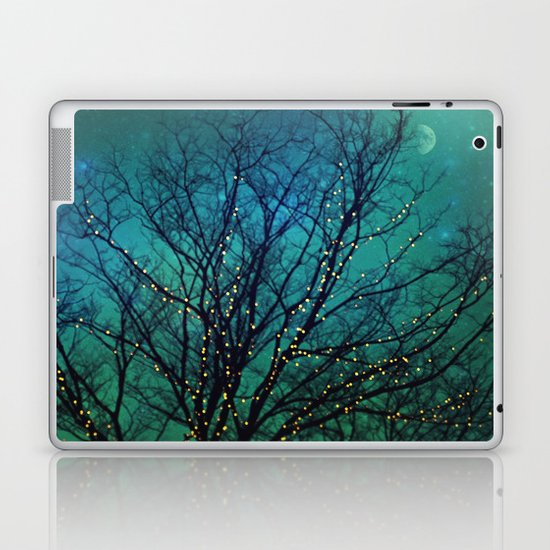 magical night Laptop & iPad Skin