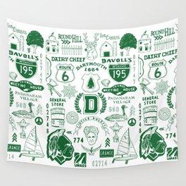 Dartmouth Massachusetts Print Wall Tapestry