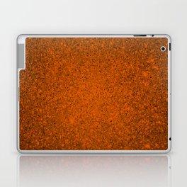 Azotic Orange Sparkling Jewels Pattern Laptop & iPad Skin