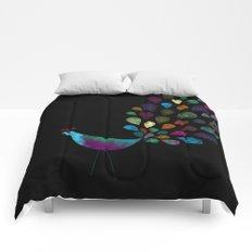 color 6 Comforters