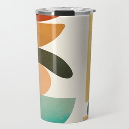 Modern Abstract Art 72 Travel Mug