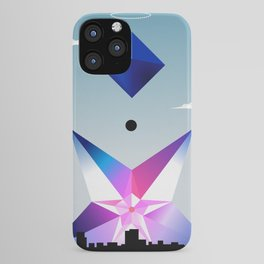 Neon Genesis Evangelion - Angel 05: Ramiel iPhone Case