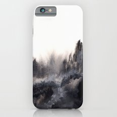 Watercolor abstract landscape 17 Slim Case iPhone 6s