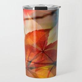 Autumn Rhapsody Travel Mug