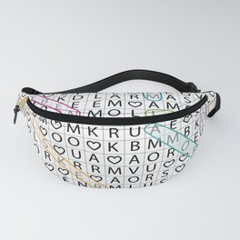 Love&Letters Fanny Pack