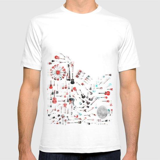 Axe Dreams T-shirt