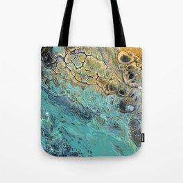 Treasure Island Tote Bag