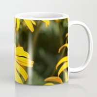 dentist Mugs featuring Happy Flowers by IowaShots