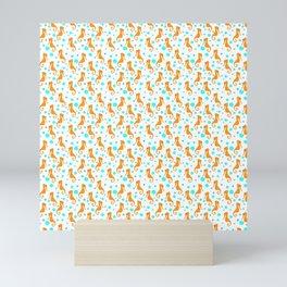 Seahorse Mini Art Print