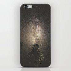 Milky Way XX iPhone & iPod Skin