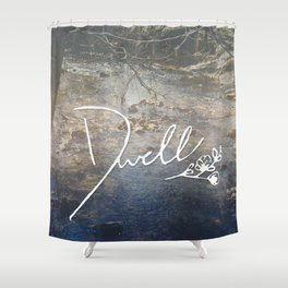 Dwell Shower Curtain