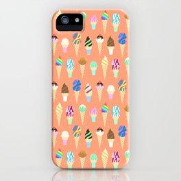 Stardust Sorbet iPhone Case