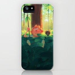 Hunters iPhone Case