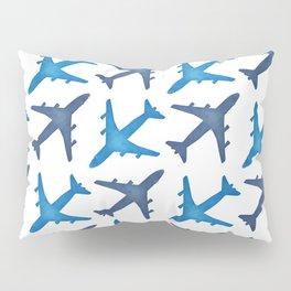 Plane Pattern Pillow Sham