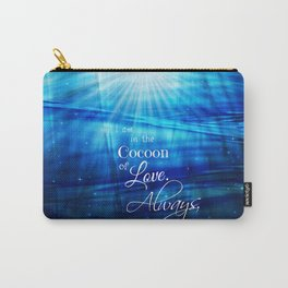 Cocoon of Love Carry-All Pouch