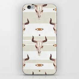 Skulls and Southwest Dreams iPhone Skin